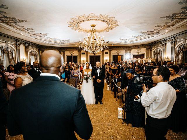 Kofi and Casey's Wedding in Wilmington, Delaware 22