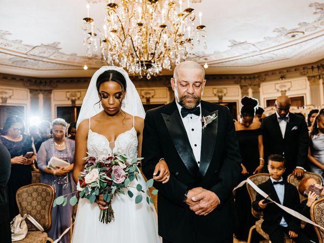 Kofi and Casey's Wedding in Wilmington, Delaware 23