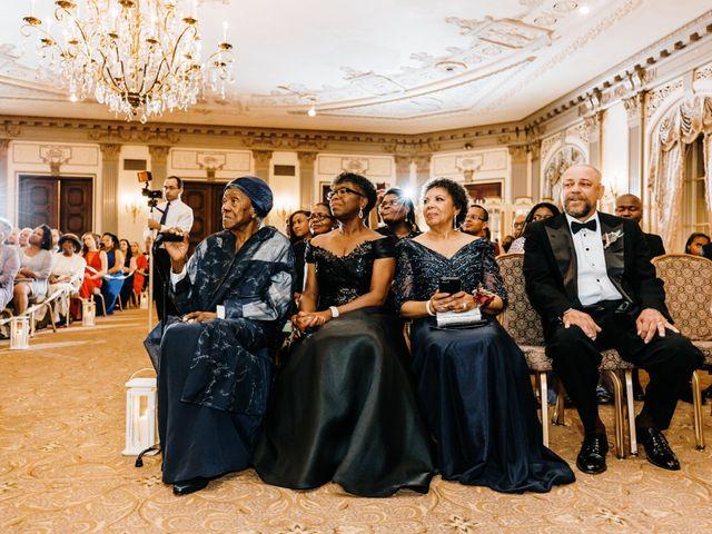 Kofi and Casey's Wedding in Wilmington, Delaware 25