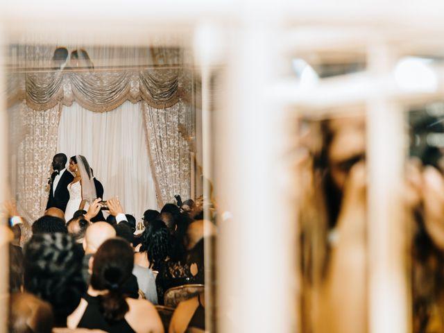 Kofi and Casey's Wedding in Wilmington, Delaware 26