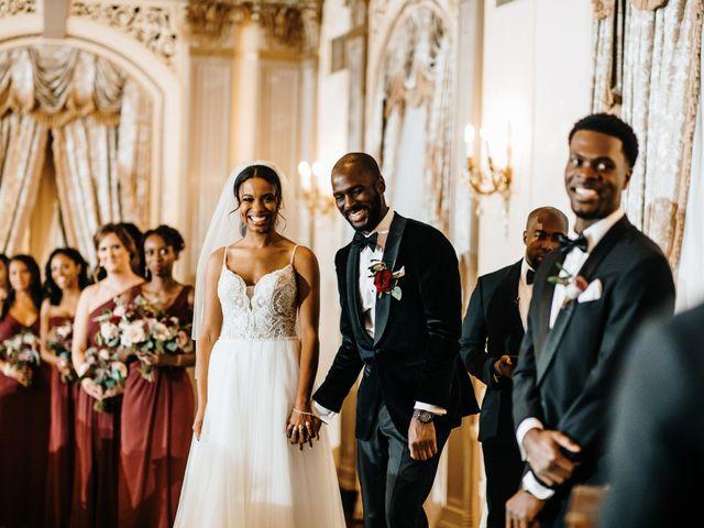 Kofi and Casey's Wedding in Wilmington, Delaware 27