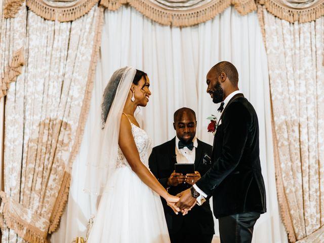 Kofi and Casey's Wedding in Wilmington, Delaware 28