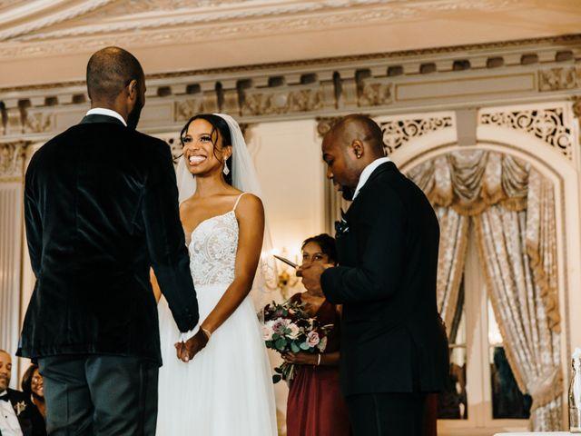 Kofi and Casey's Wedding in Wilmington, Delaware 29