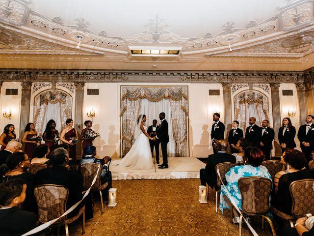 Kofi and Casey's Wedding in Wilmington, Delaware 30