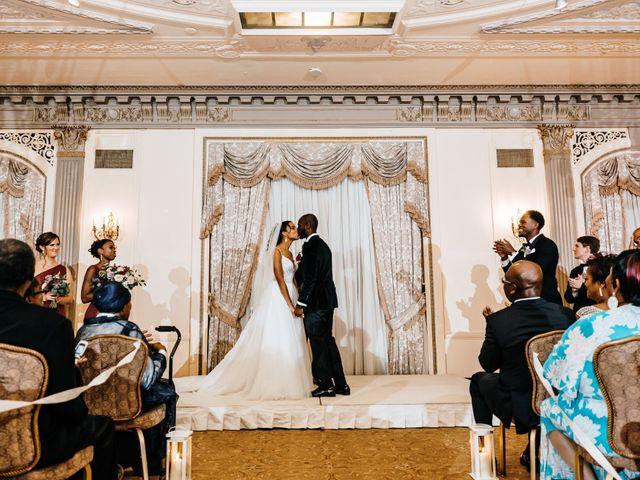 Kofi and Casey's Wedding in Wilmington, Delaware 31