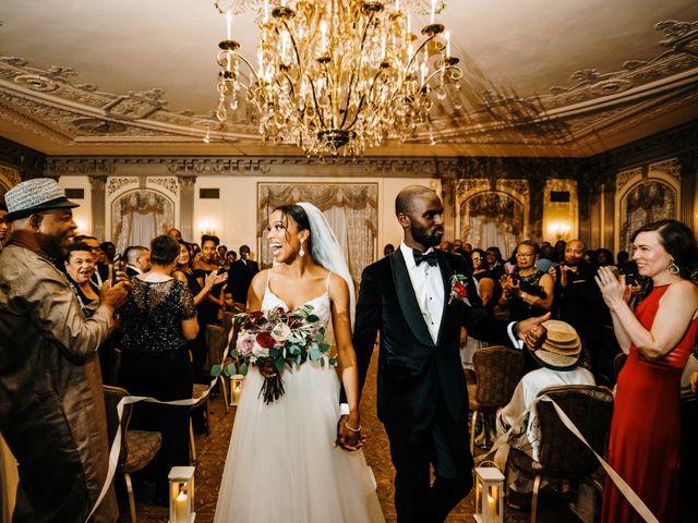 Kofi and Casey's Wedding in Wilmington, Delaware 1