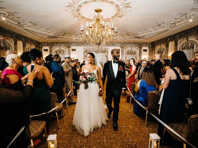 Kofi and Casey's Wedding in Wilmington, Delaware 32