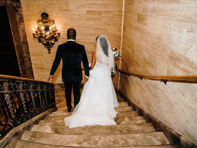 Kofi and Casey's Wedding in Wilmington, Delaware 33