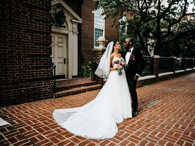 Kofi and Casey's Wedding in Wilmington, Delaware 35