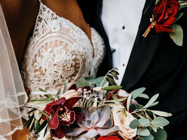 Kofi and Casey's Wedding in Wilmington, Delaware 37