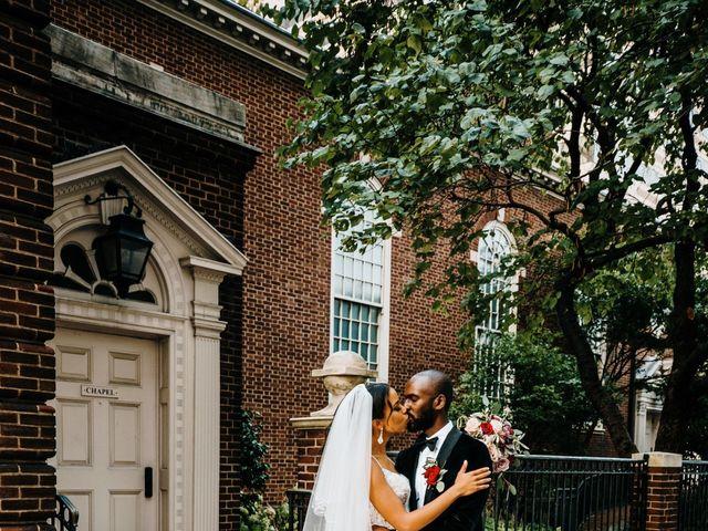 Kofi and Casey's Wedding in Wilmington, Delaware 38