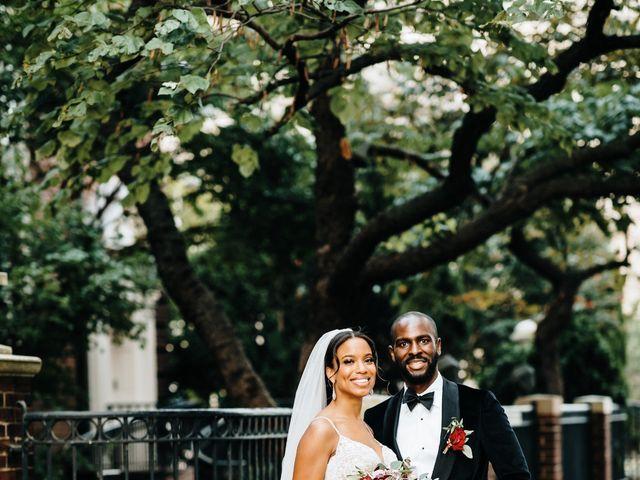 Kofi and Casey's Wedding in Wilmington, Delaware 39