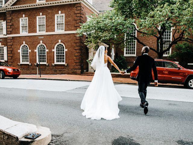 Kofi and Casey's Wedding in Wilmington, Delaware 40