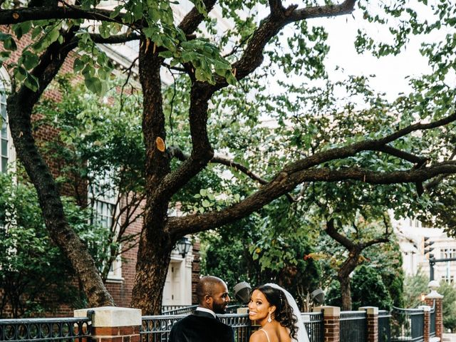 Kofi and Casey's Wedding in Wilmington, Delaware 41