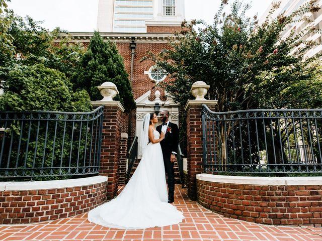 Kofi and Casey's Wedding in Wilmington, Delaware 42