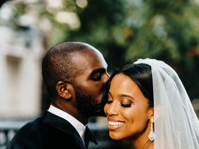 Kofi and Casey's Wedding in Wilmington, Delaware 43