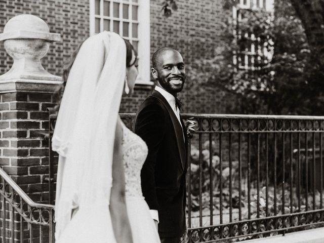 Kofi and Casey's Wedding in Wilmington, Delaware 44