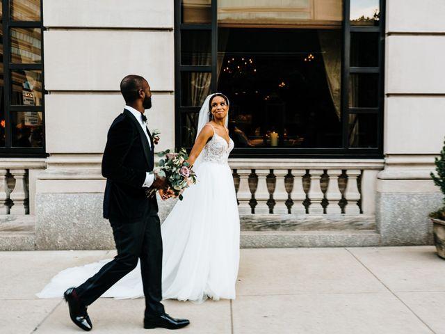 Kofi and Casey's Wedding in Wilmington, Delaware 46