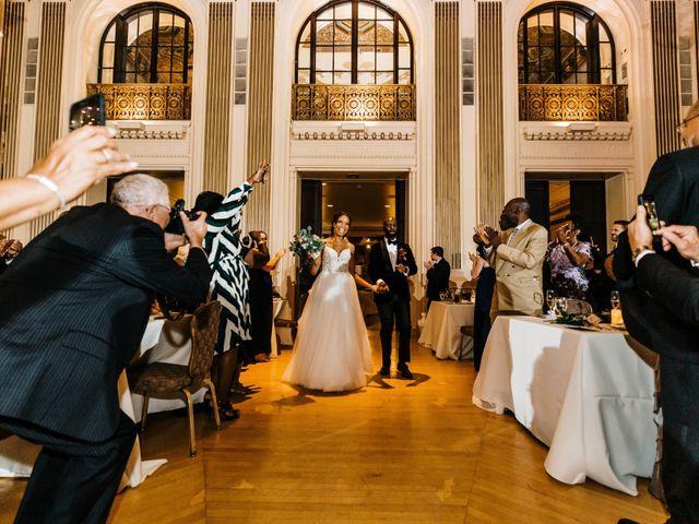 Kofi and Casey's Wedding in Wilmington, Delaware 47