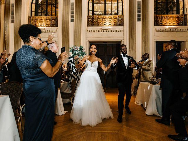 Kofi and Casey's Wedding in Wilmington, Delaware 48