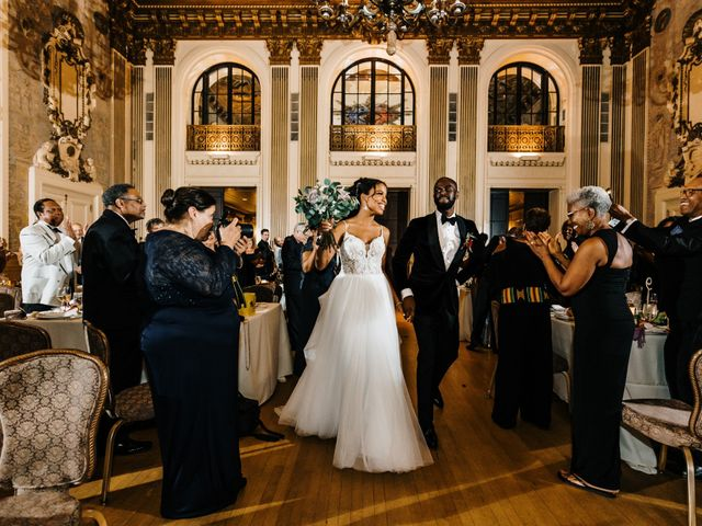 Kofi and Casey's Wedding in Wilmington, Delaware 49