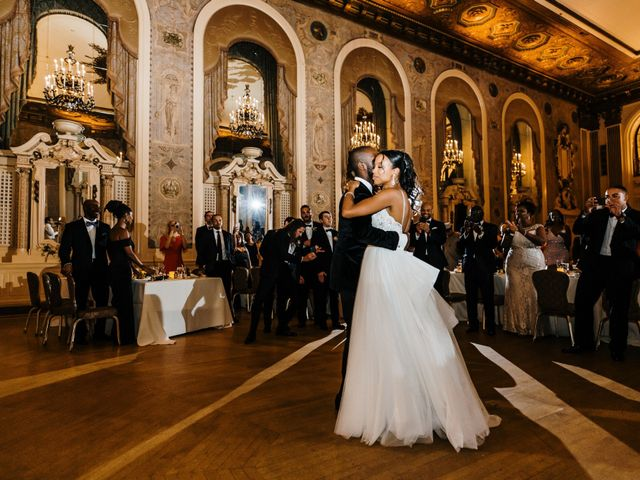 Kofi and Casey's Wedding in Wilmington, Delaware 50