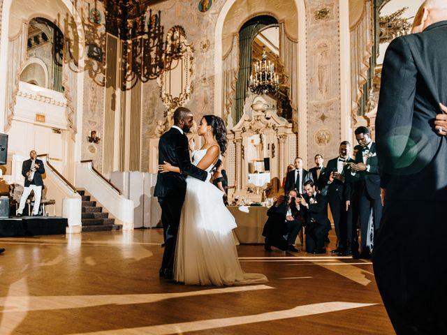 Kofi and Casey's Wedding in Wilmington, Delaware 51