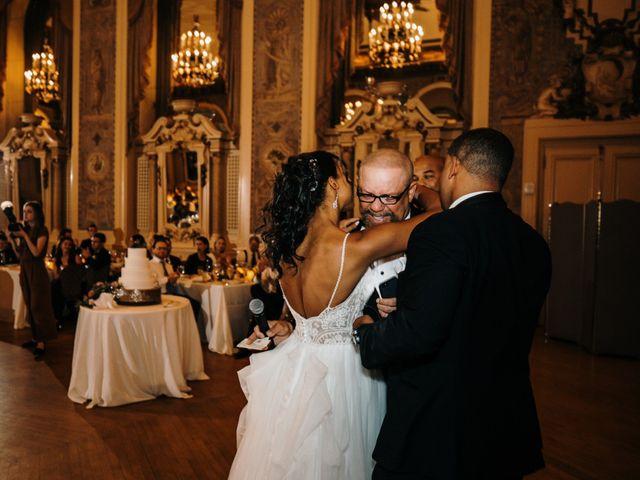 Kofi and Casey's Wedding in Wilmington, Delaware 52