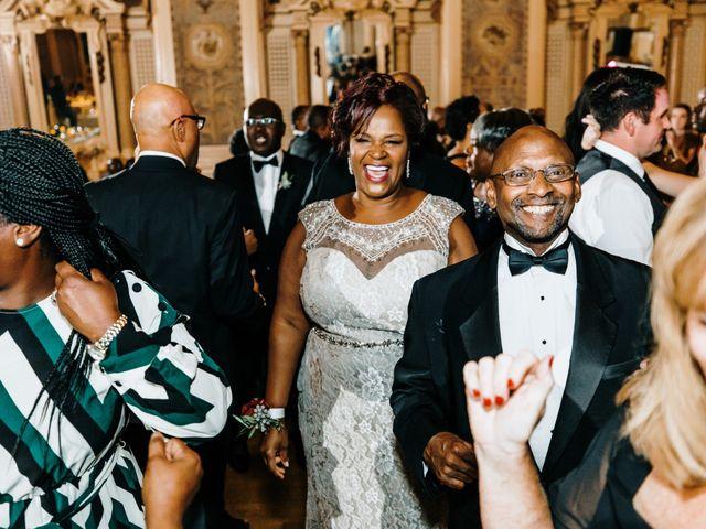 Kofi and Casey's Wedding in Wilmington, Delaware 53