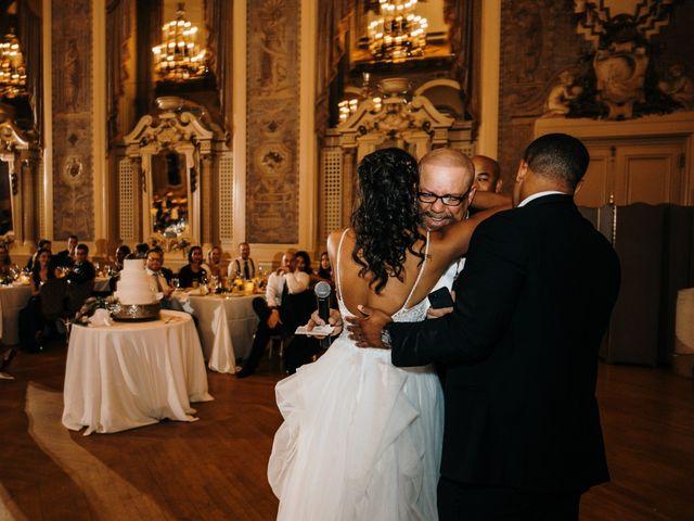 Kofi and Casey's Wedding in Wilmington, Delaware 54