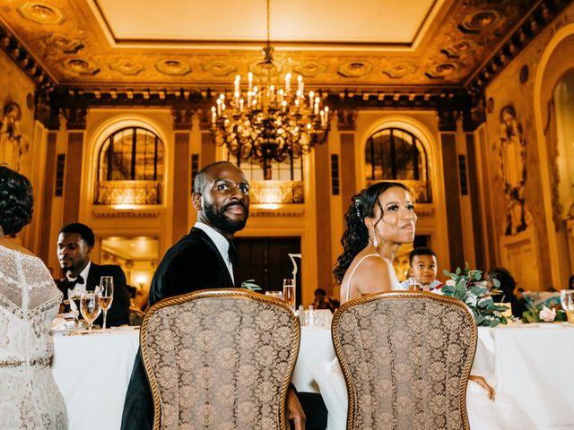Kofi and Casey's Wedding in Wilmington, Delaware 55