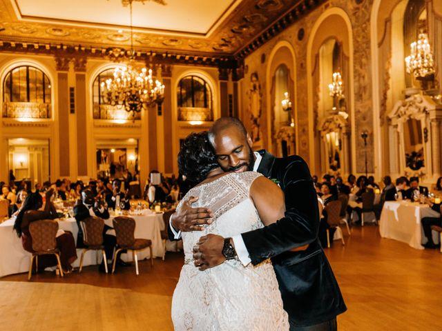 Kofi and Casey's Wedding in Wilmington, Delaware 59