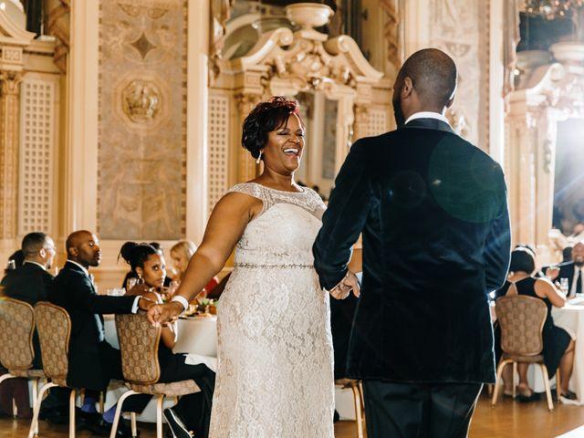 Kofi and Casey's Wedding in Wilmington, Delaware 60