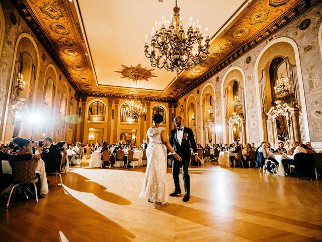 Kofi and Casey's Wedding in Wilmington, Delaware 61