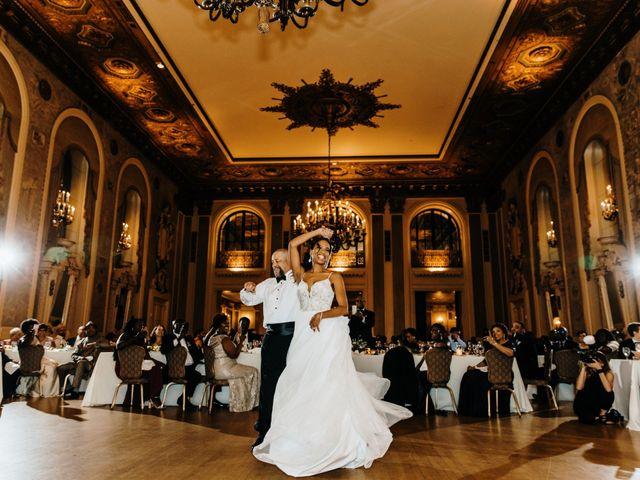 Kofi and Casey's Wedding in Wilmington, Delaware 63