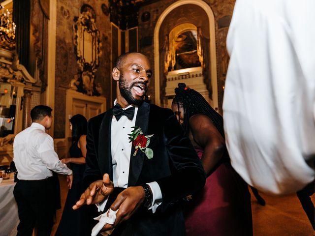 Kofi and Casey's Wedding in Wilmington, Delaware 64