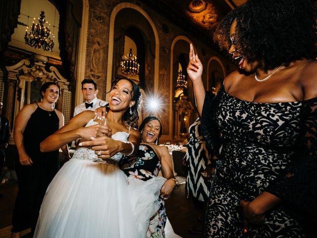Kofi and Casey's Wedding in Wilmington, Delaware 65