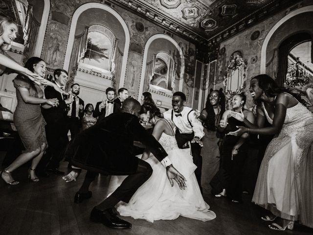 Kofi and Casey's Wedding in Wilmington, Delaware 66