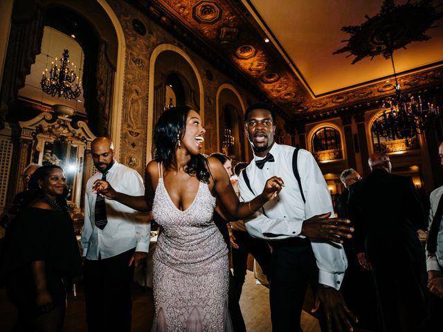 Kofi and Casey's Wedding in Wilmington, Delaware 68