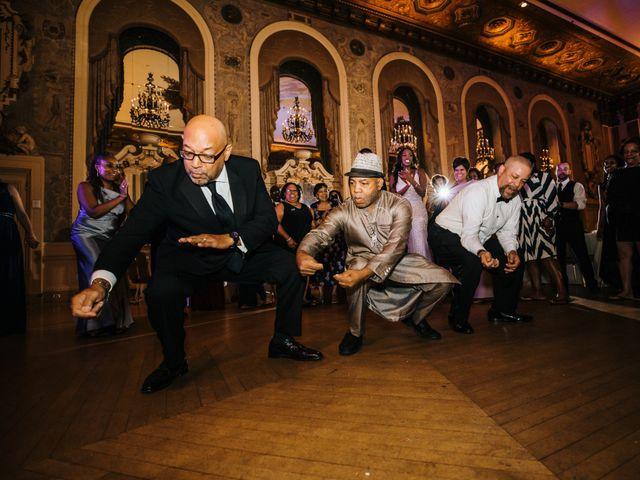 Kofi and Casey's Wedding in Wilmington, Delaware 69