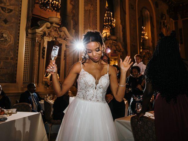 Kofi and Casey's Wedding in Wilmington, Delaware 70