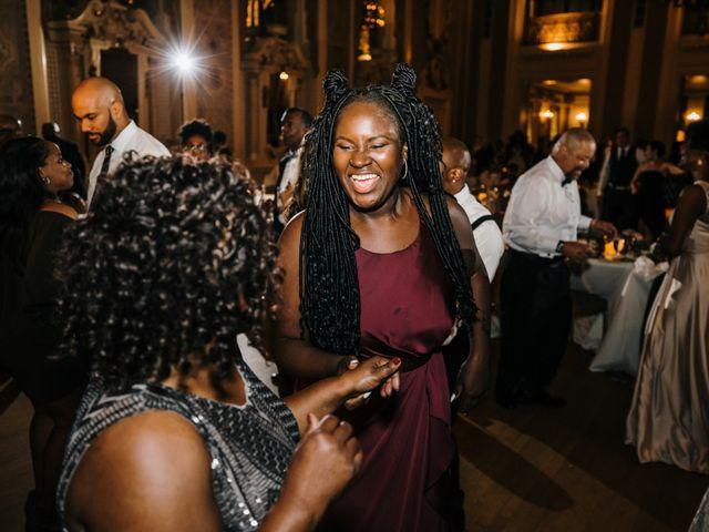 Kofi and Casey's Wedding in Wilmington, Delaware 71