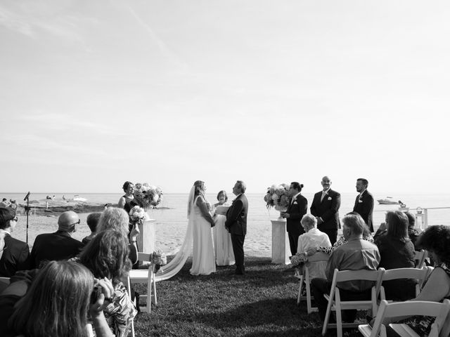 Ed Raymond and Beverly's Wedding in Madison, Connecticut 9