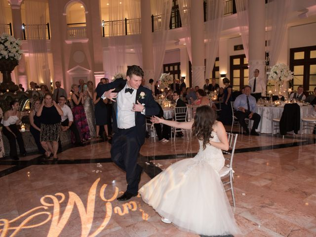 Andrew and Jill's Wedding in Coral Gables, Florida 3