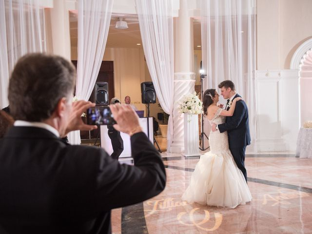 Andrew and Jill's Wedding in Coral Gables, Florida 11