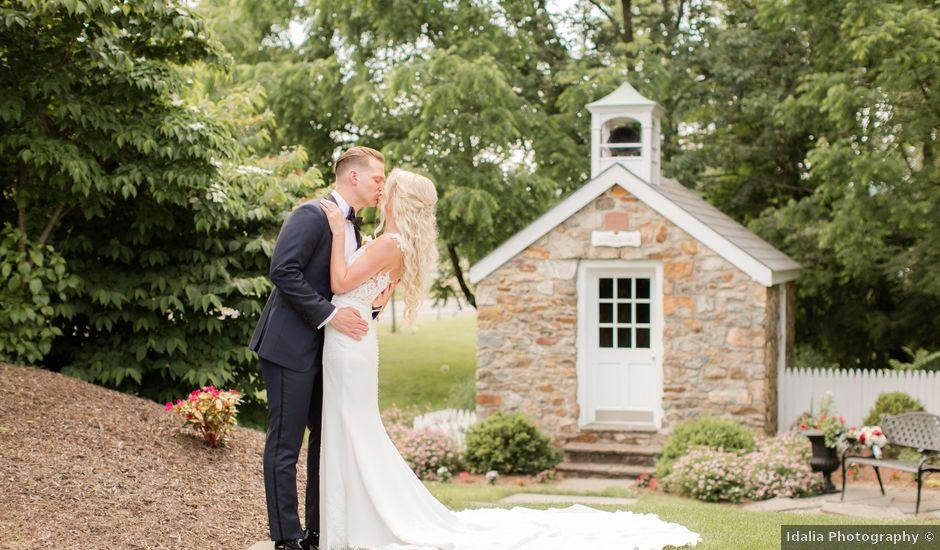 Joe and Rachel's Wedding in Clinton, New Jersey