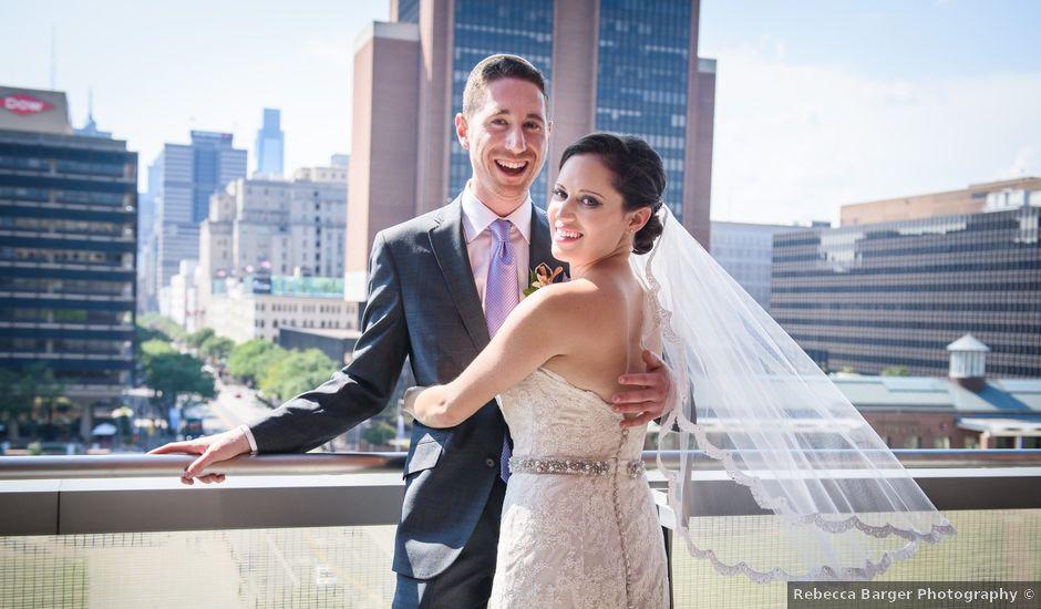 Ben and Jen's Wedding in Philadelphia, Pennsylvania