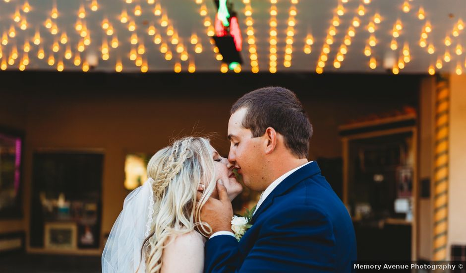 Ben and Emily's Wedding in Hanford, California