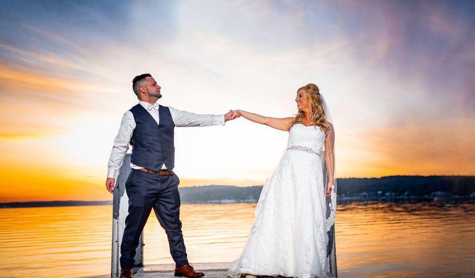 Robbie and Jessica's Wedding in Lake Geneva, Wisconsin