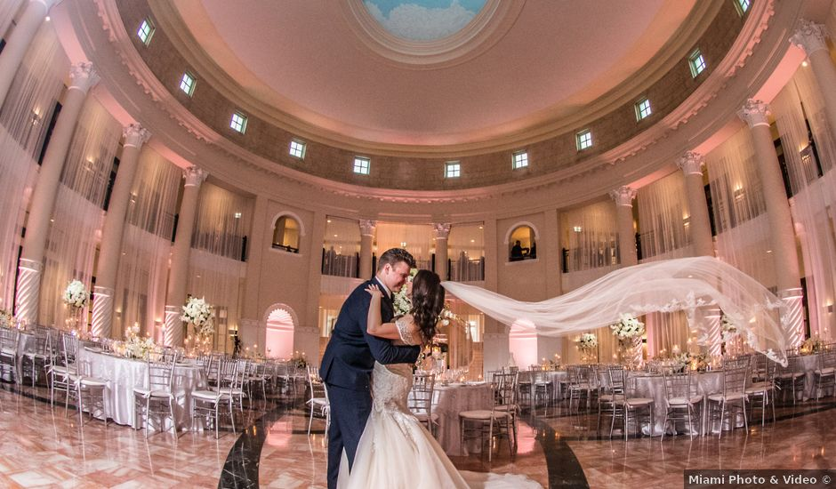 Andrew and Jill's Wedding in Coral Gables, Florida